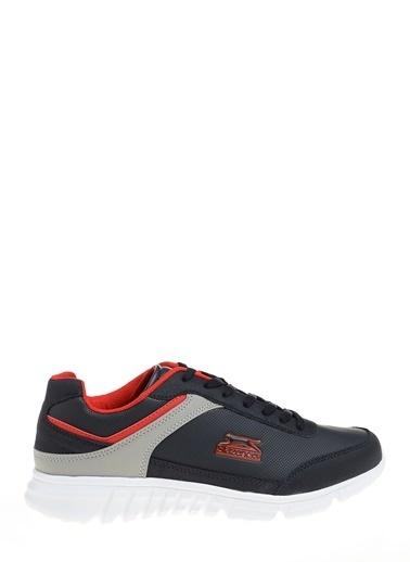 Slazenger Koşu Ayakkabısı-EKUA Lacivert